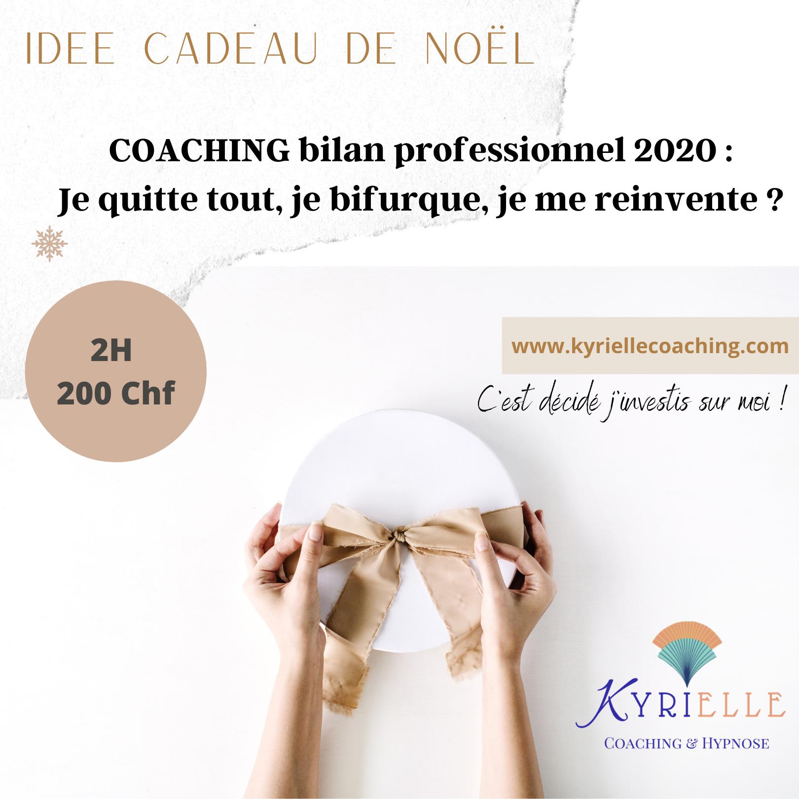 Bon cadeau Kyrielle Coaching