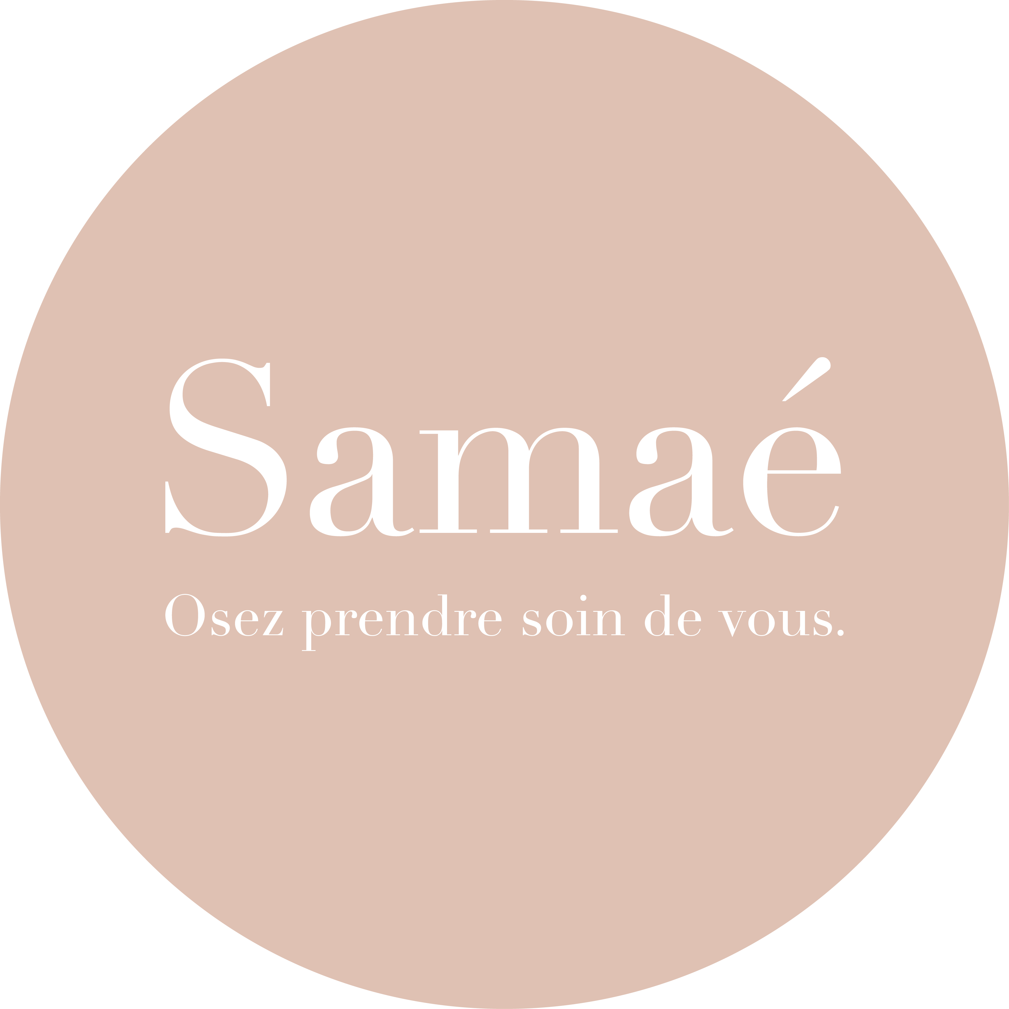 Logo Samaé